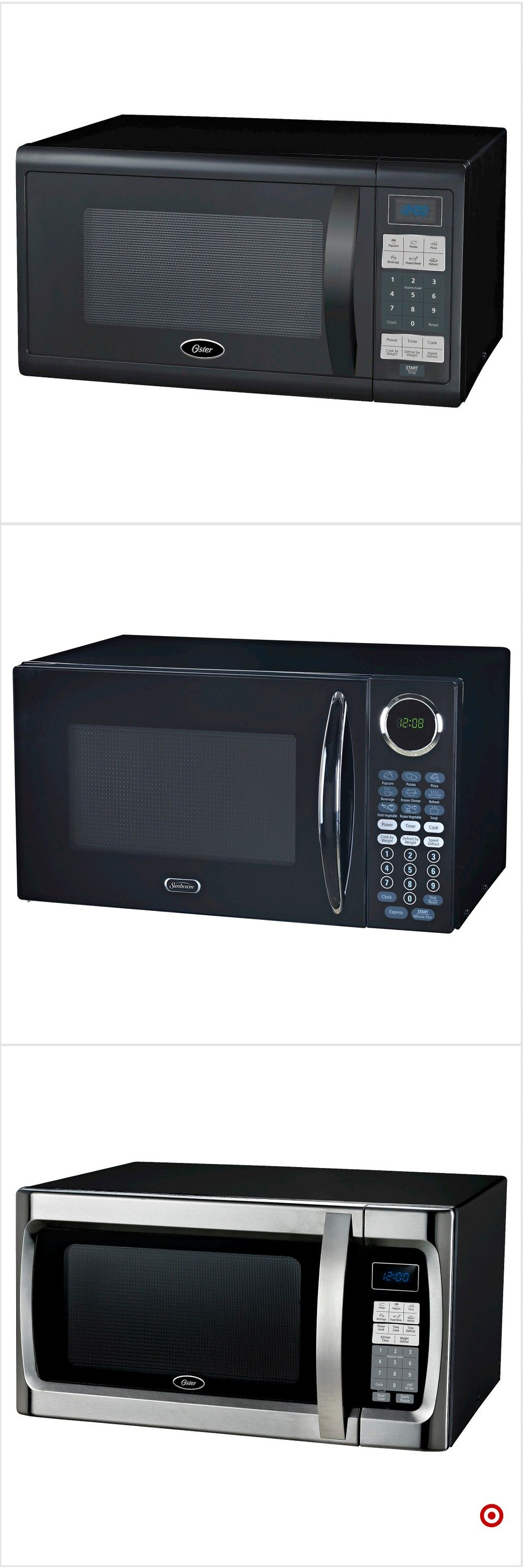 Shop Target For Microwave Ovens You Will Love At Great Low Prices Free Shipping On Orders Of 35 Or Free Same D Countertop Oven Kitchen Utilities Shop Target