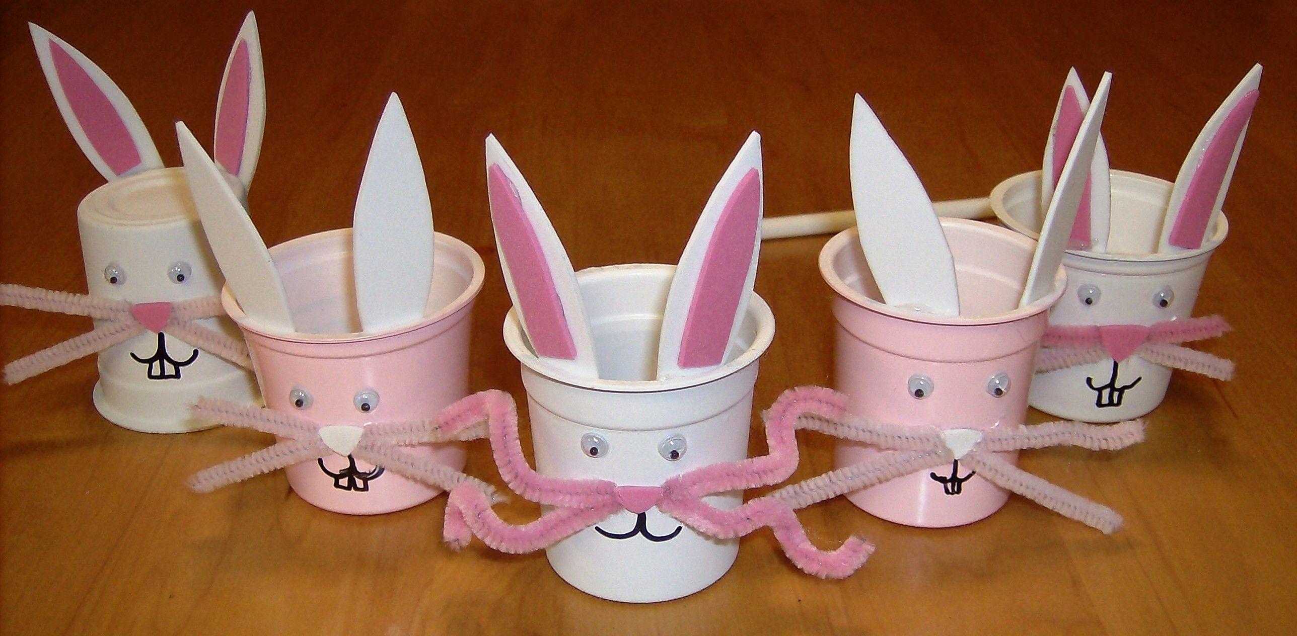 Yogurt Cup Creations K Cup Crafts Cup Crafts Yogurt Cups