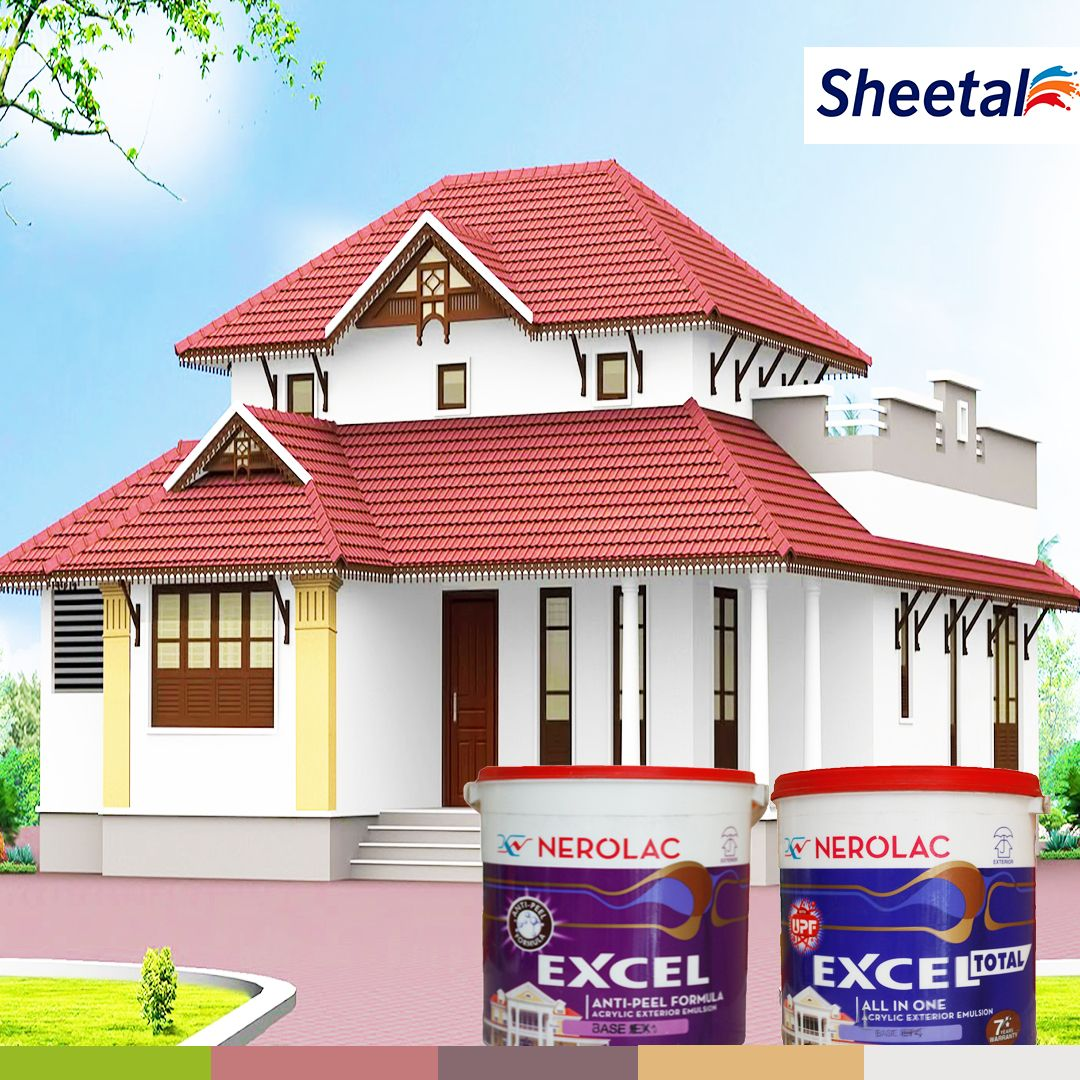 A Long Lasting Water Based Premium High Performance Paint To Give Your Walls A Long Lasting All Weat Exterior Paint Interior And Exterior Painting Services