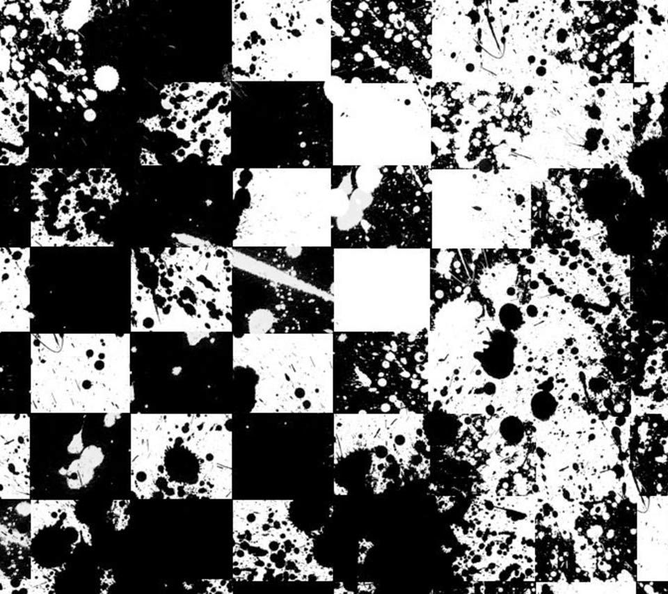 cool punk backgrounds | black and white pattern wallpaper