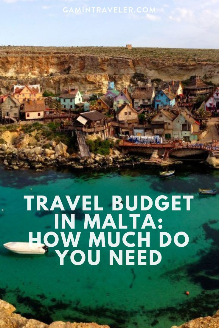 Budget Travel in Malta: How much do you need | Budget ...