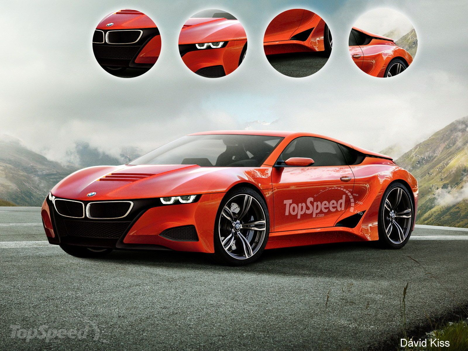Rumor Bmw M8 Supercar With 630 Hp Coming In 2018 Bmw Super Cars Bmw Supercar