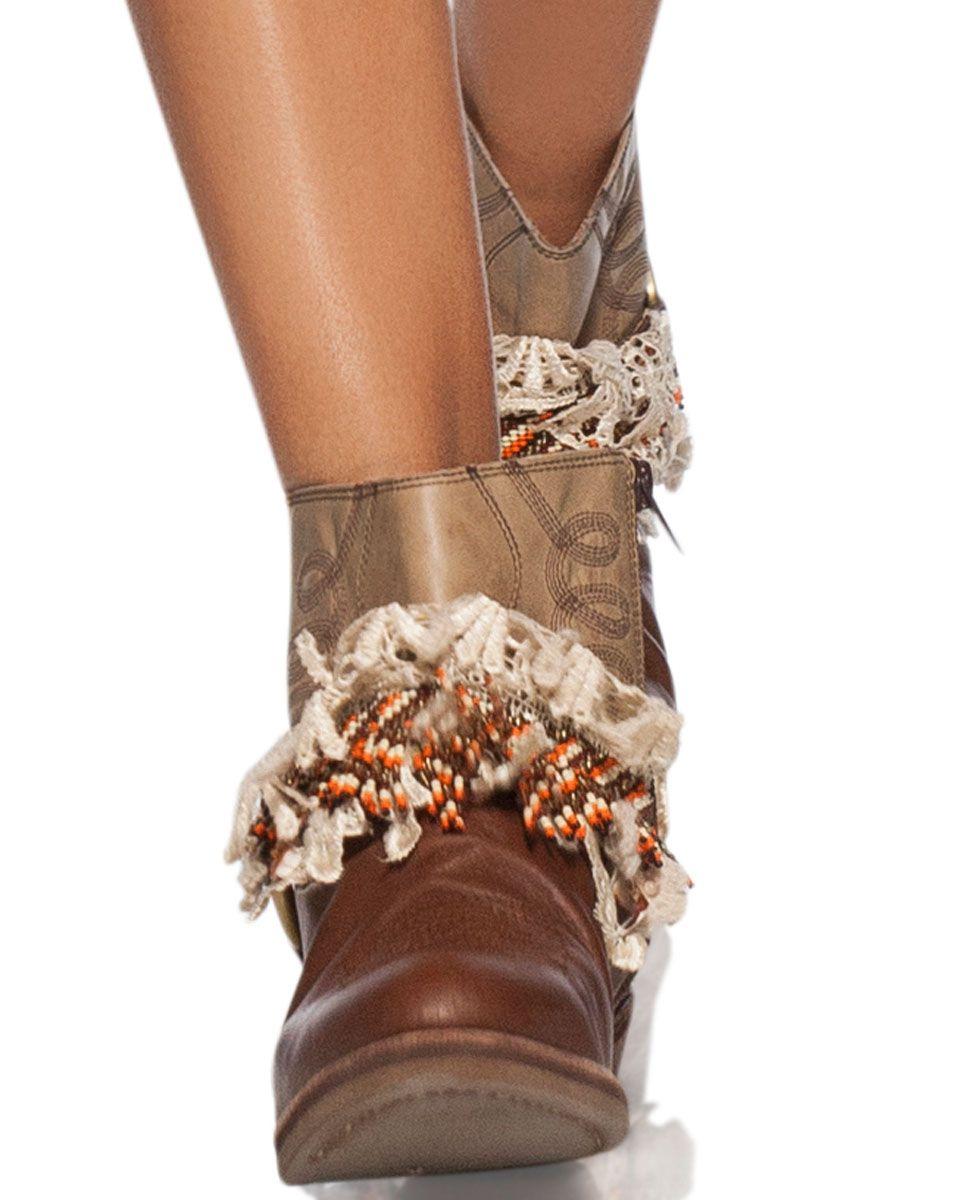 Agua Benditawomens Accessories2014 Collectionbendito Safari Boots