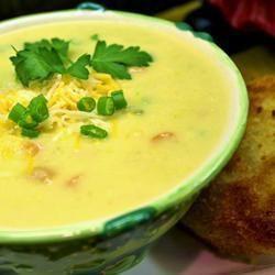 Soupe irlandaise cuisine irlandaise anglaise pays nordique - Recette cuisine ayurvedique ...