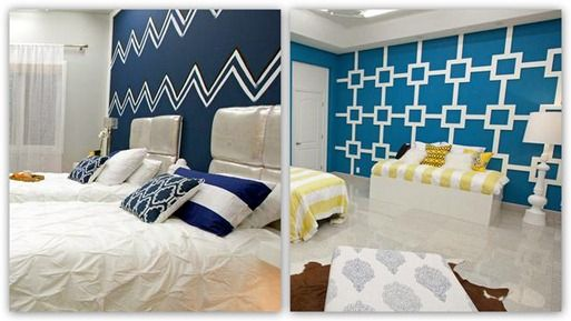 feature wall ideas paint - Google Search | New home | Pinterest ...