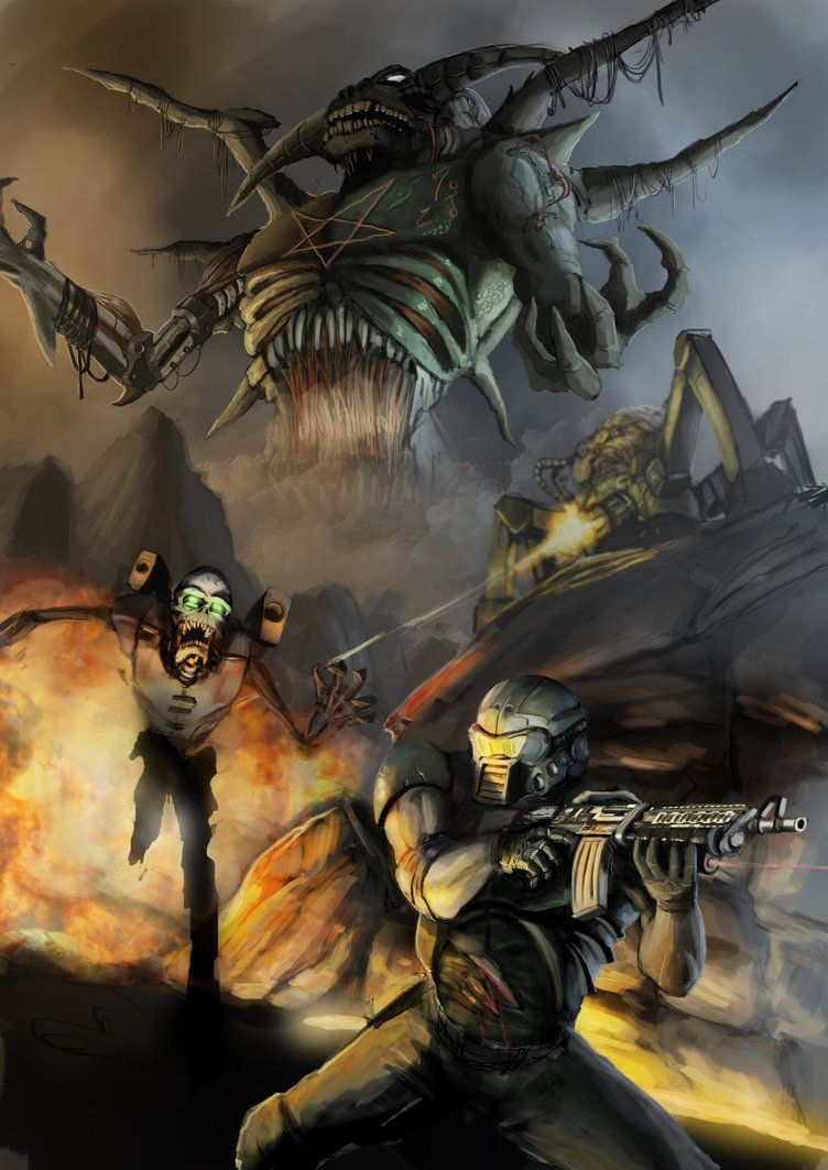 Doom The Icon Of Sin By Helios437 On Deviantart Doom Cover