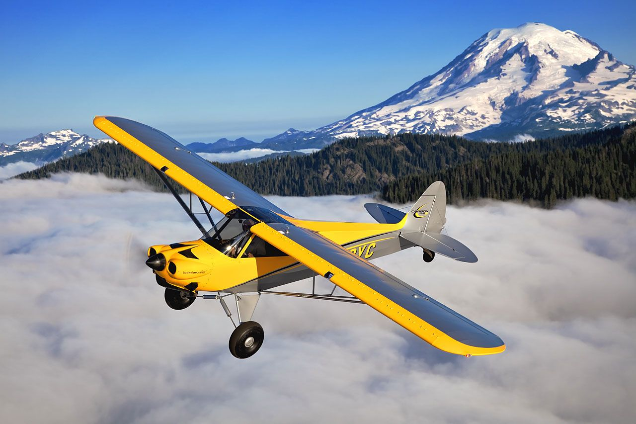 CubCrafters | Carbon Cub SS | Gallery | Aviation | Airplane