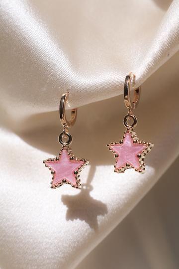 Photo of Pink Pop Star Earrings –  Pink Pop Star Earrings – CHVKER  -…