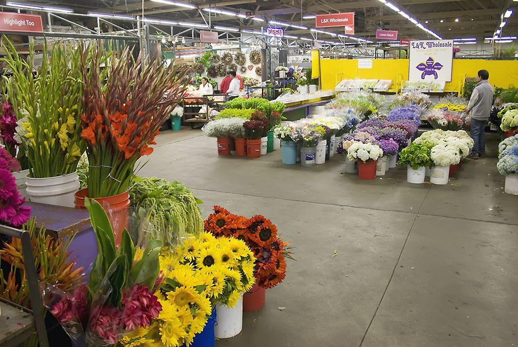 San Francisco Flower Mart Flower market, Sf flower mart