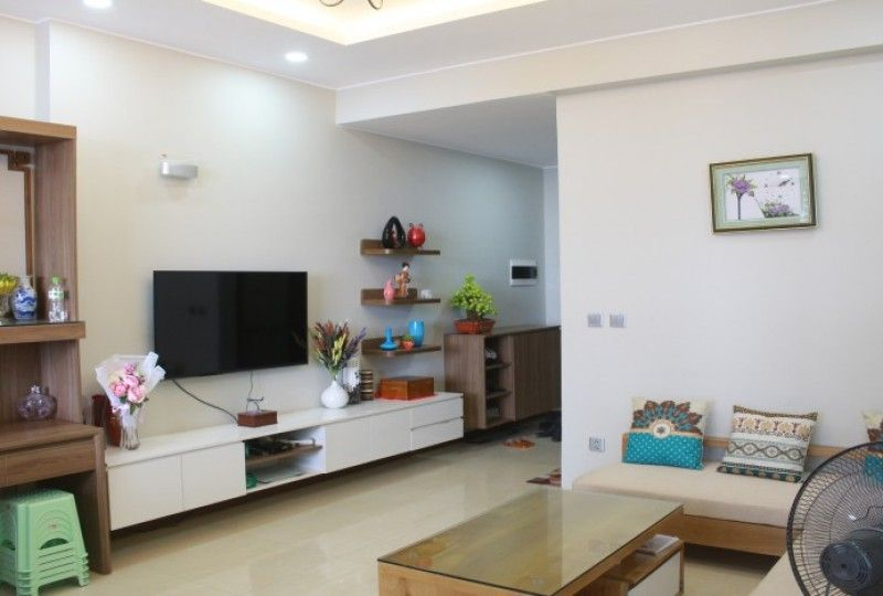 Apartment for rent in Trang An Complex 2 & 3 beds in 2020