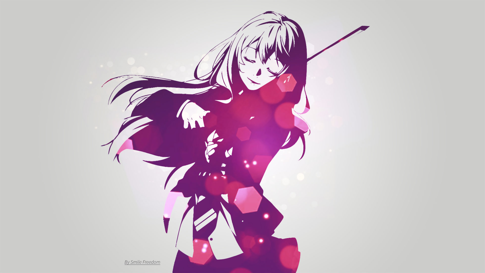 Anime Your Lie in April Kaori Miyazono Wallpaper Your