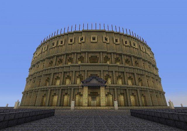 The Colosseum Minecraft Project | Minecraft | Minecraft