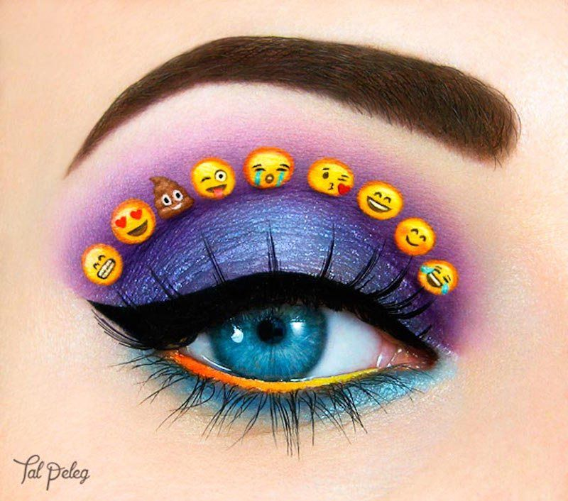 Photo of Amazing Make-Up Creations by Tal Peleg