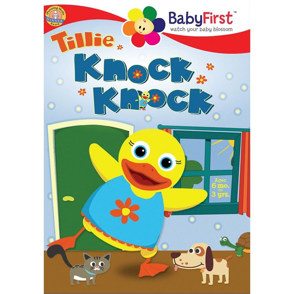 BabyFirst: Tillie Knock Knock (dvd_video)