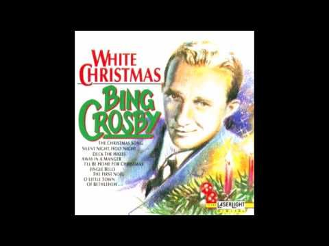 ▷ God Rest Ye Merry Gentlemen - Bing Crosby - YouTube | Christmas ...