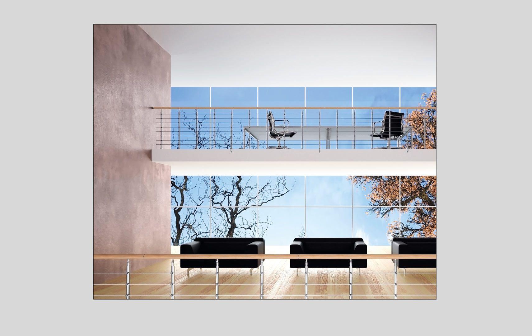Ringhiere per scale ringhiere per scale interne parapetti parapetti per scale ringhiere in - Parapetti in vetro per scale ...