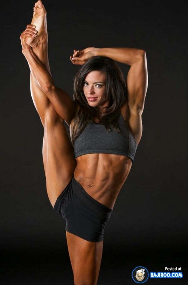 Flexible fit hot girls