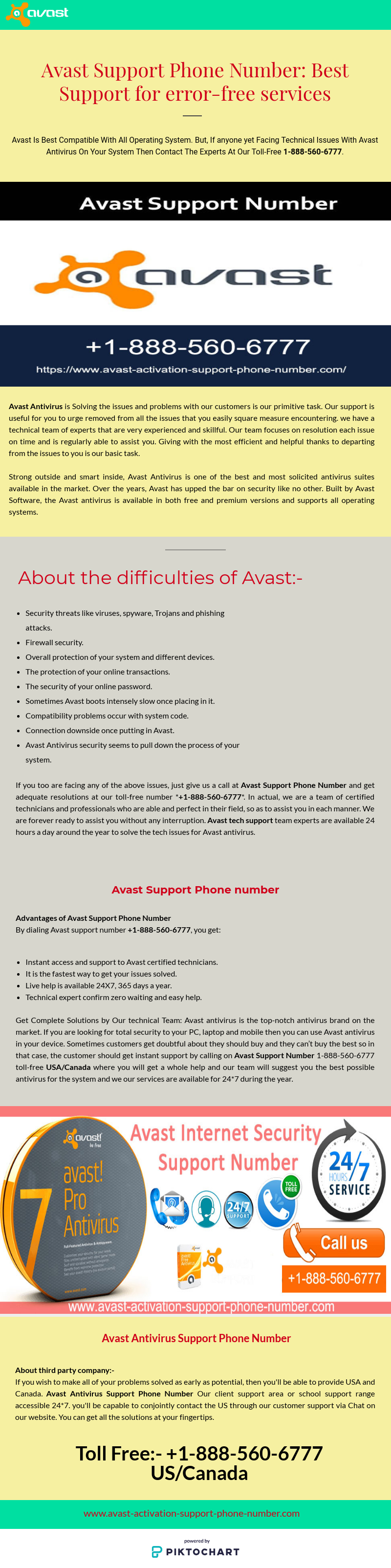 One small call to Avast Antivirus Support Phone Number US