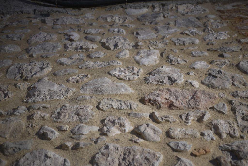 Mur En Pierre Joints A La Chaux Mur En Pierre Chaux Maconnerie