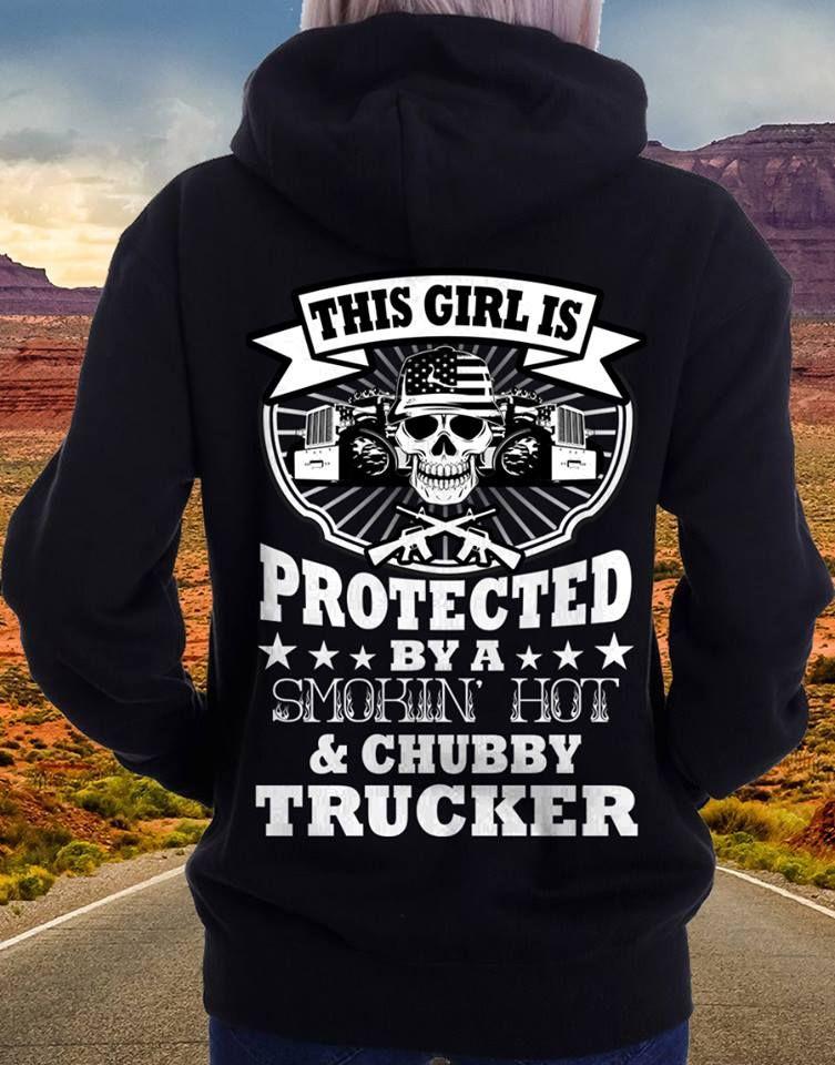 Variant Chubby trucker girl
