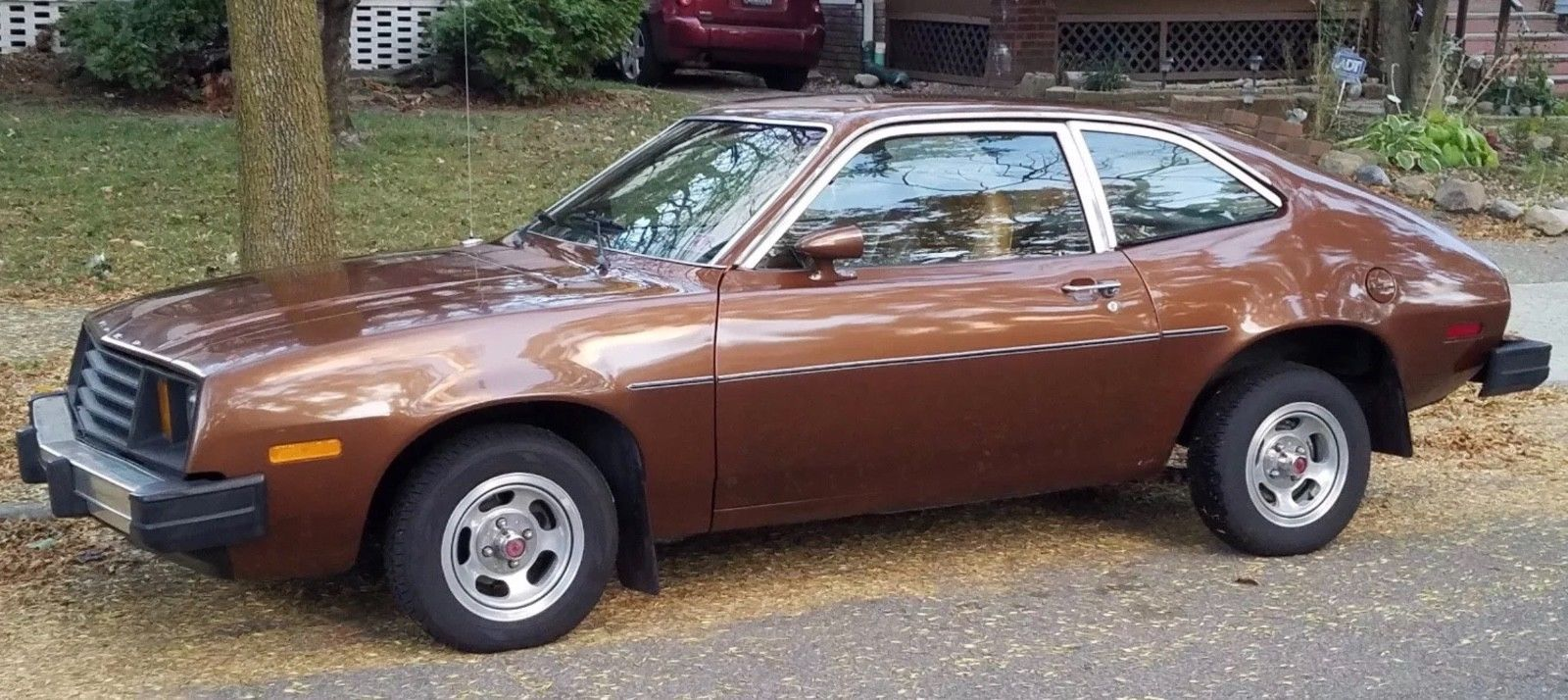 Cool Amazing 1980 Ford Other 1980 Ford Pinto 69 943 Miles 2017