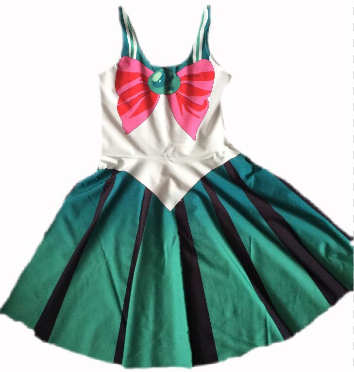 Sailor Jupiter dress