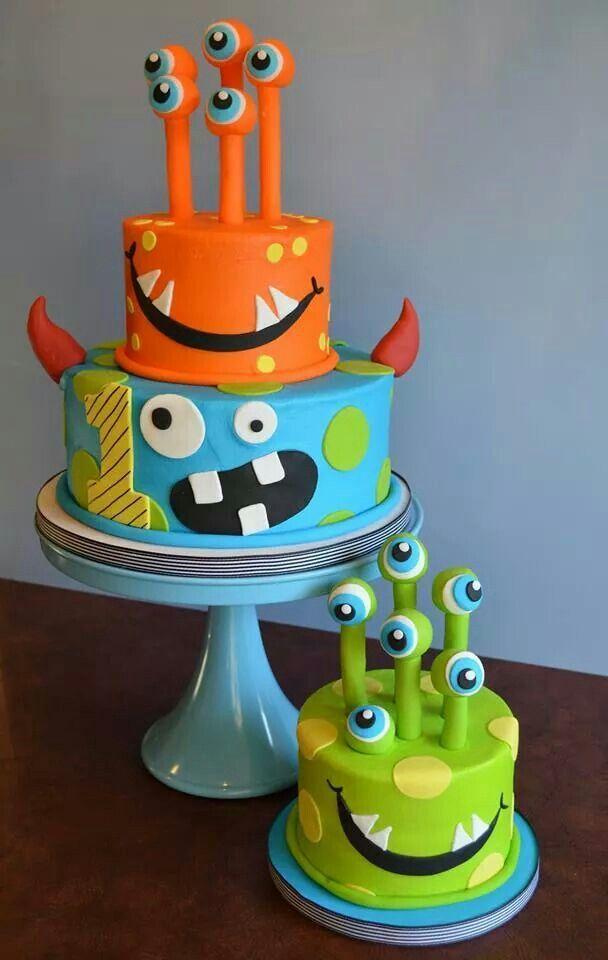 kids halloween cakes - Google Search | Cool birthday cakes ...