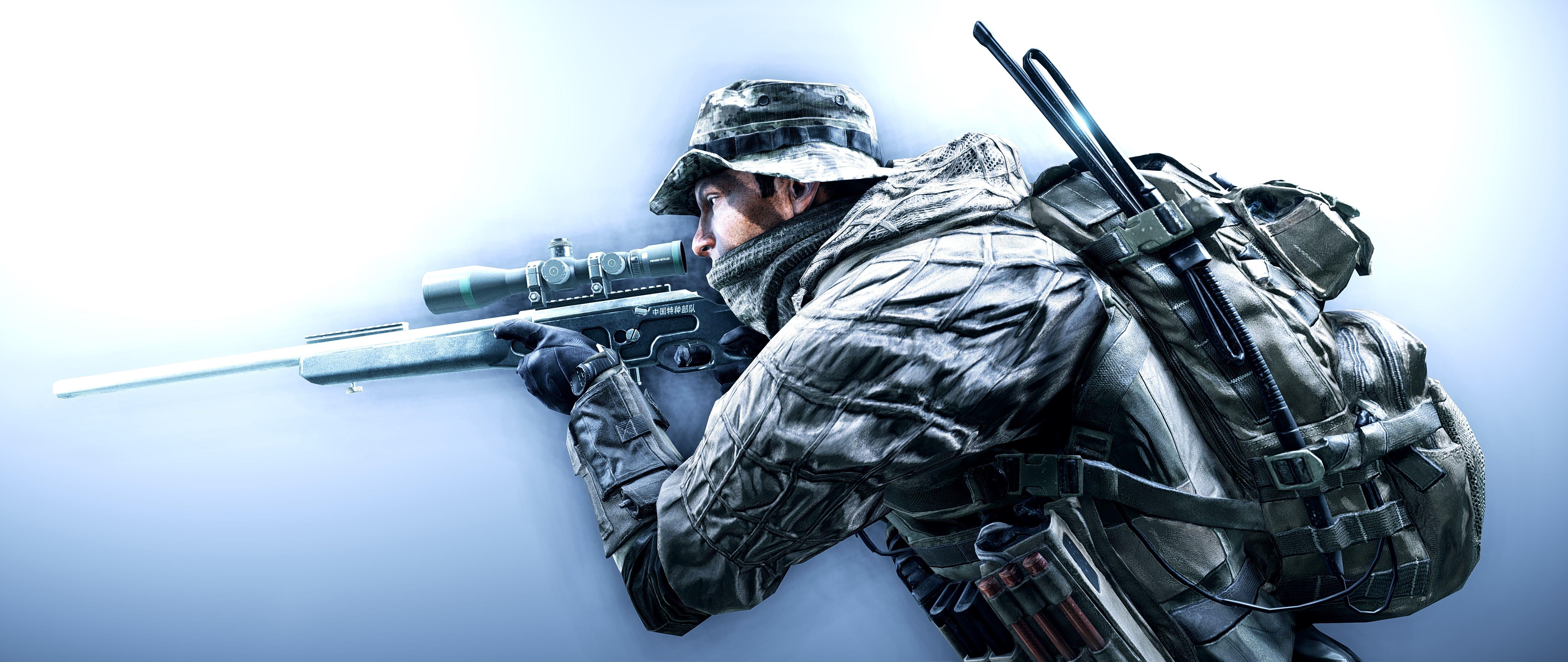 Картинки снайпера из бателфилд