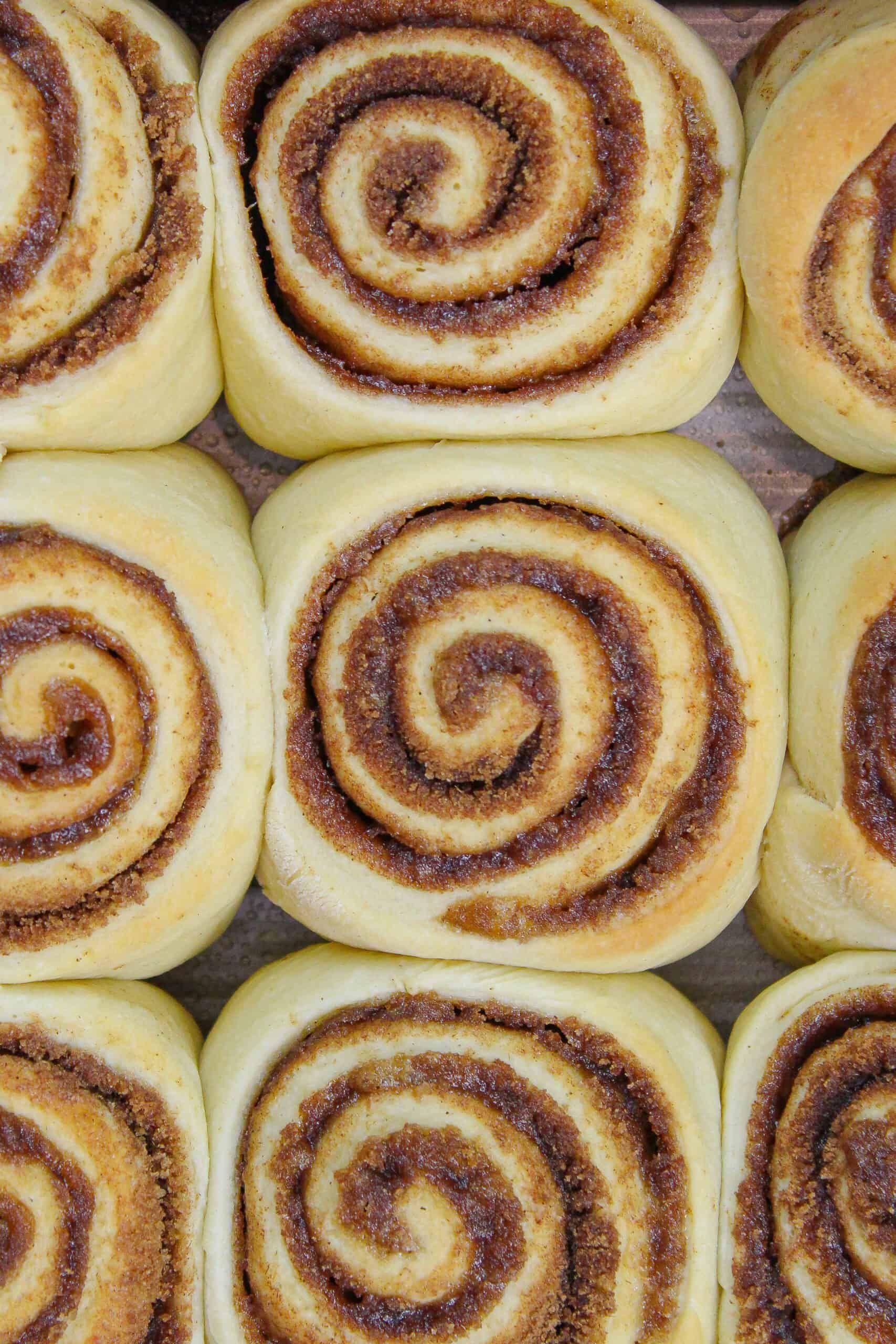 Quick Yeast Cinnamon Rolls | Recipe | Cinnamon rolls ...