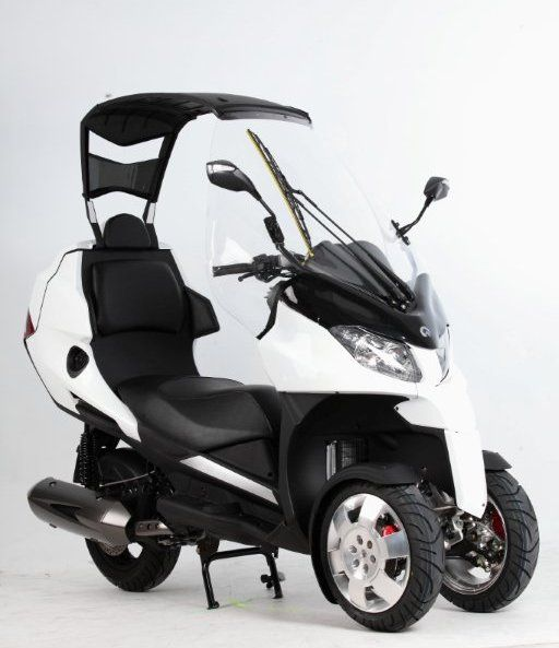 New Adiva Ad3 Kymco Engine Www Renaniatrust Com Adiva Scooter Concept 2 Amp 3 Wheels