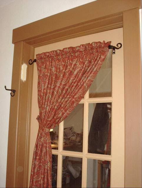 Option for french doors kitchen pinterest door window french door curtains planetlyrics Choice Image