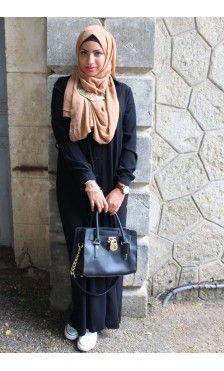 Mayssa Boutique collection robe et abaya chic pour la femme - boutique en ligne