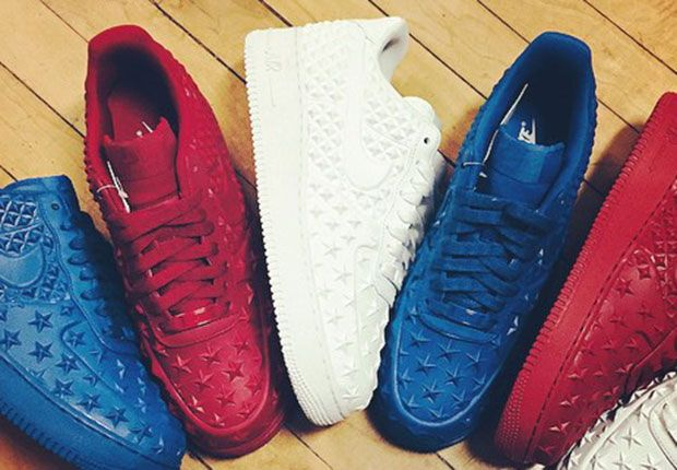 """a0b742dd7 ... Low ANOTHER LOOK AT THE """"STAR STUDDED"""" NIKE AIR FORCE 1S 1 ."""