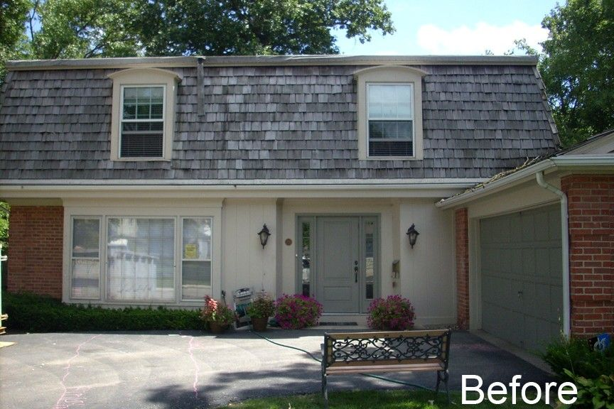 Best Mansard Roof Remodel Google Search House Exterior 400 x 300