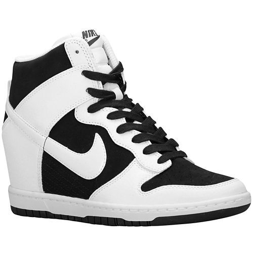 Nike Dunk Sky Hi - Women's · Women Nike ShoesNike DunksSkyAthletic ShoeWhite  ...