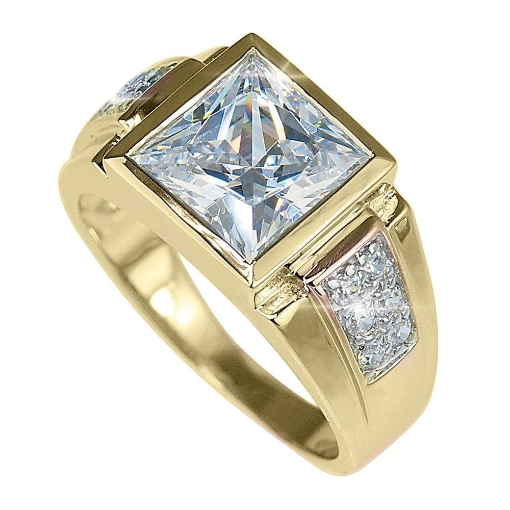 Tanishq Mens Diamond Ring Wadah