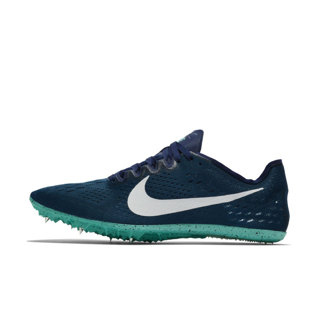 on sale 0e0df ab2ce Nike Zoom Victory 3 Unisex Racing Spike Size 8 (Blue Force) Size 10 Women