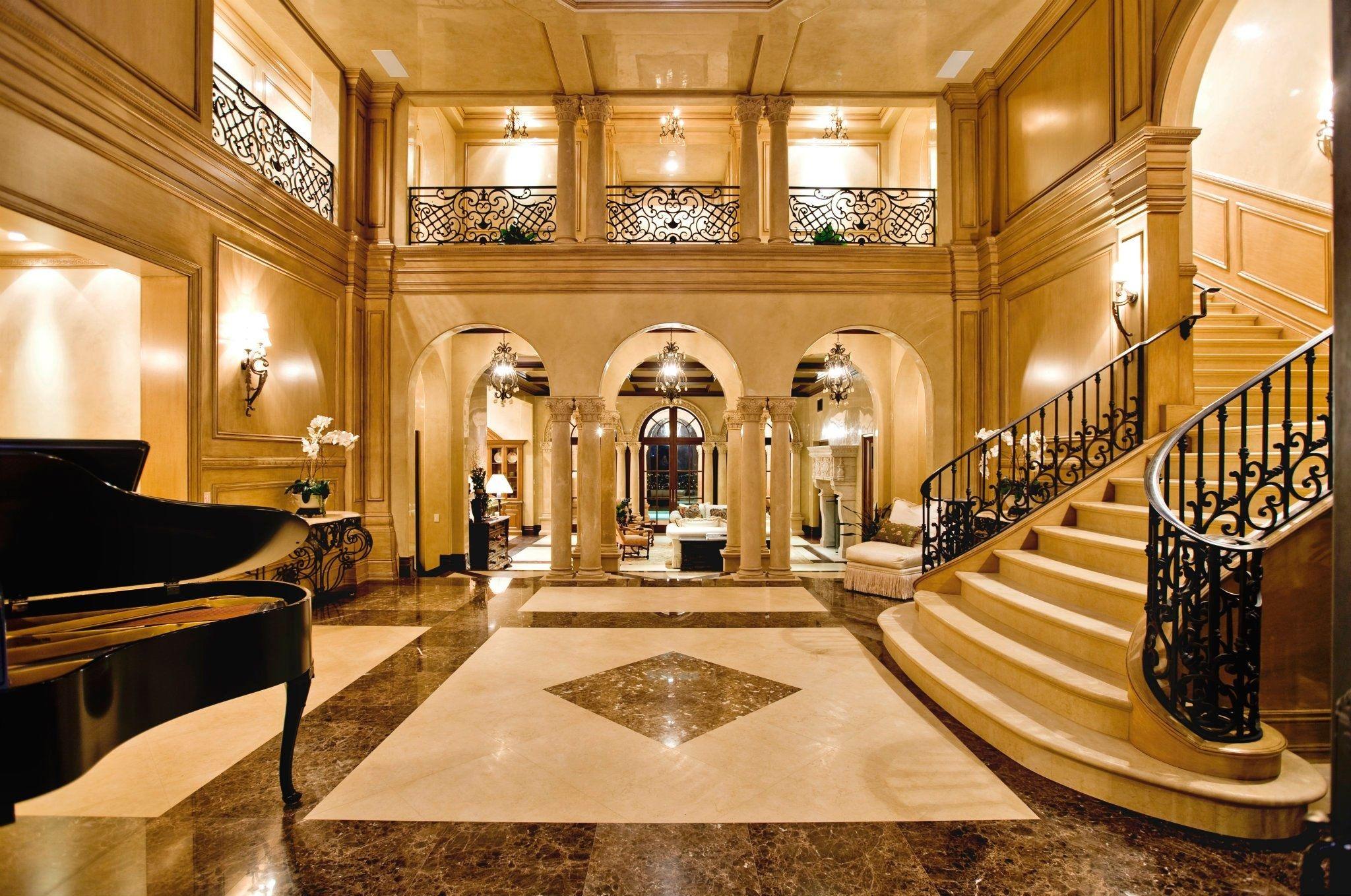 Beautiful Mansion Foyers : Beautiful homes and great estates photos yahoo image