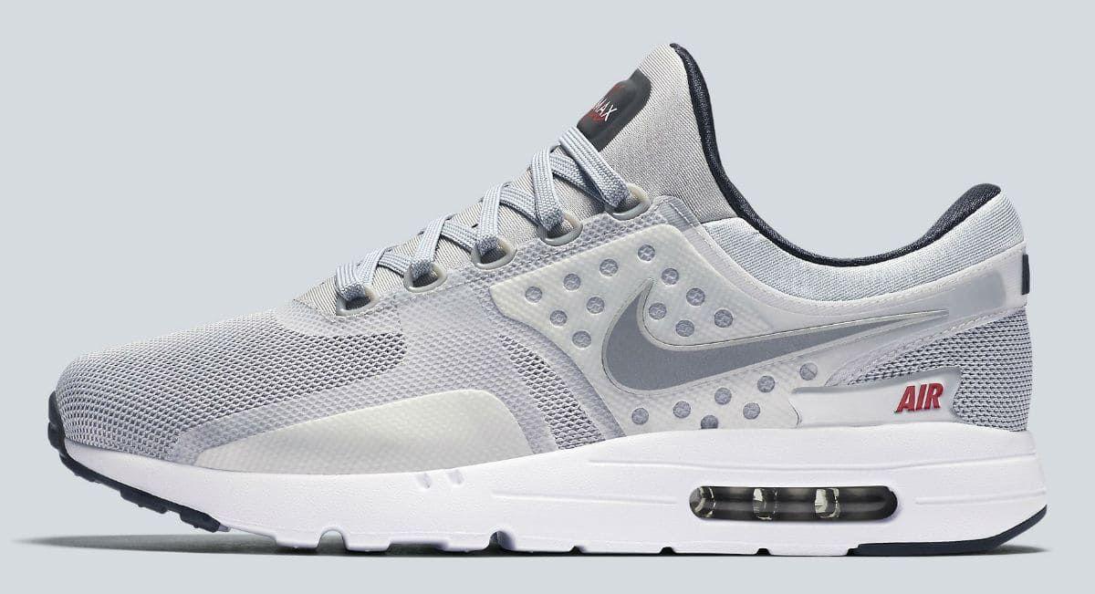 4ea5ac393d3 ... zoom running shoes 21fc9 b66be  ebay nike air max zero qs silver bullet  yoyo e79a9 02cab