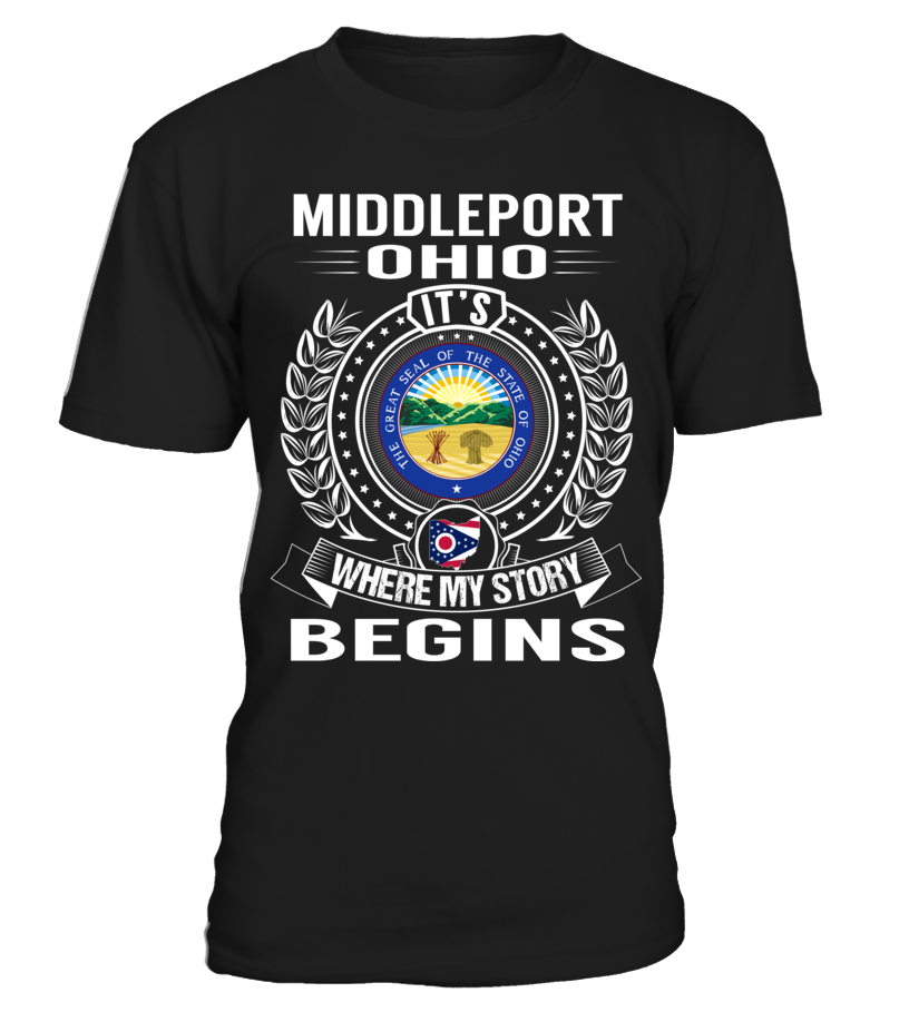 Middleport, Ohio - My Story Begins