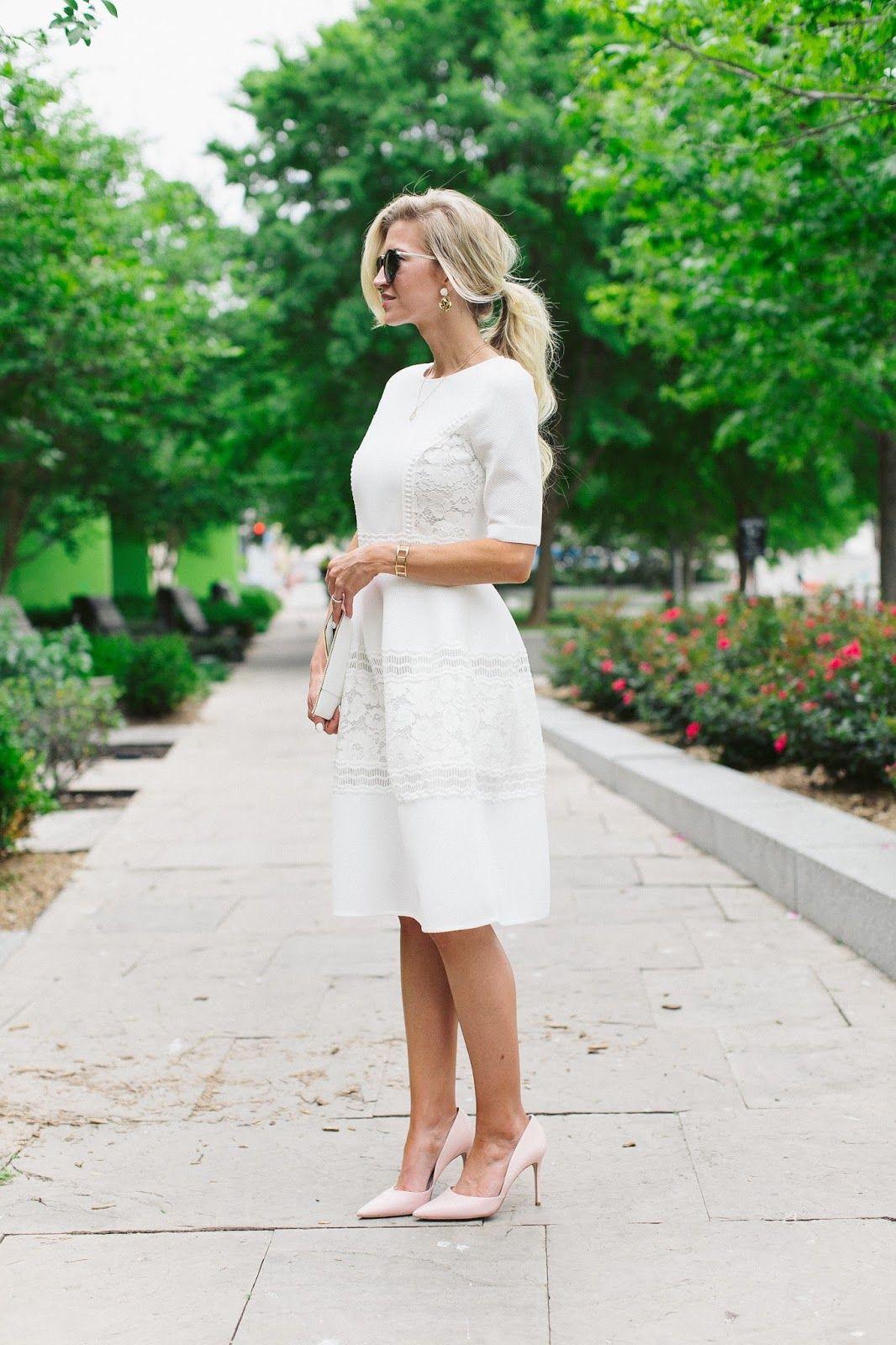 weißes kurzes kleid engagement fotos | Dream Weddings | Pinterest ...