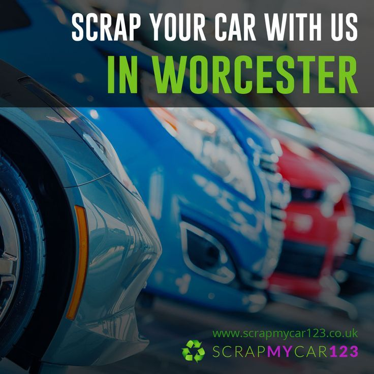 Worcester Scrap car, Car, Scrap