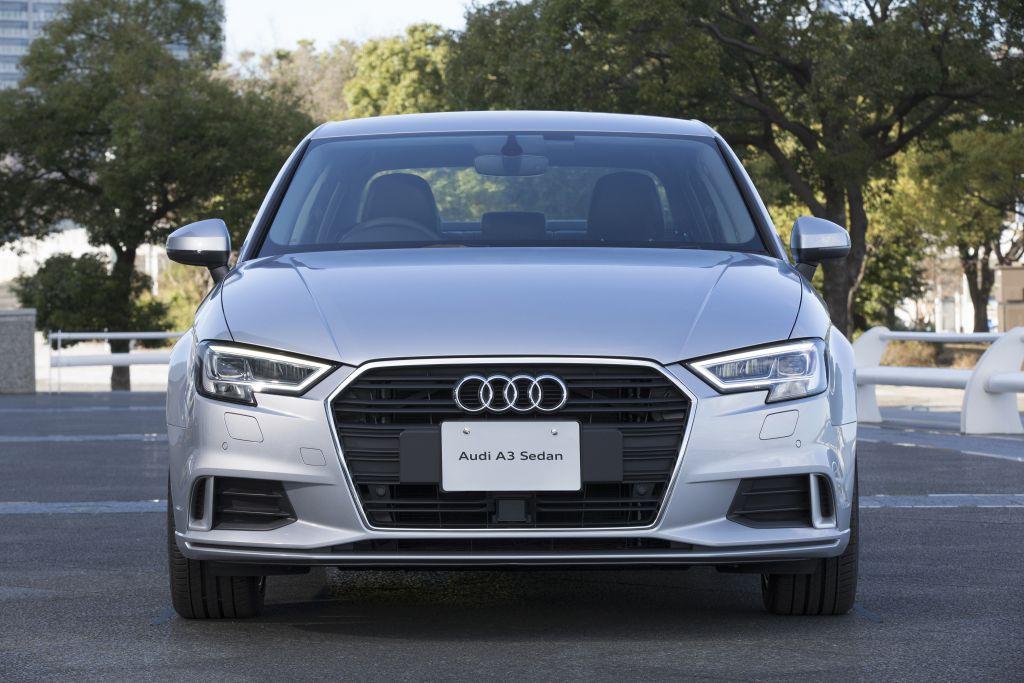 Audi A3 Sedan 1.4 TFSI (8V) '2017 Audi a3, Audi a3 sedan