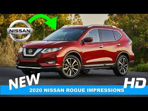 (10) 2020 Nissan Rogue AWD First Impressions YouTube
