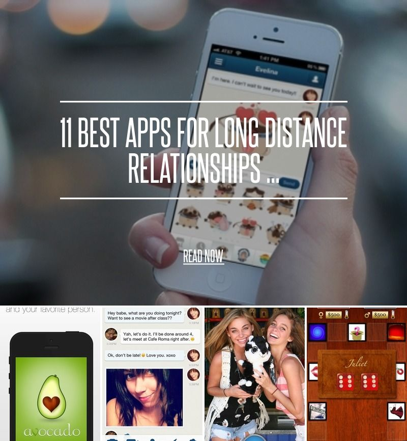 Best apps for relationships