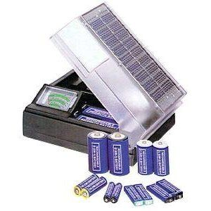 Solar Powered Battery Charger Tired Of Buying Batteries That Don T Last Long Then Trying To Fi Solar Power Battery Charger Solar Battery Charger Solar Power
