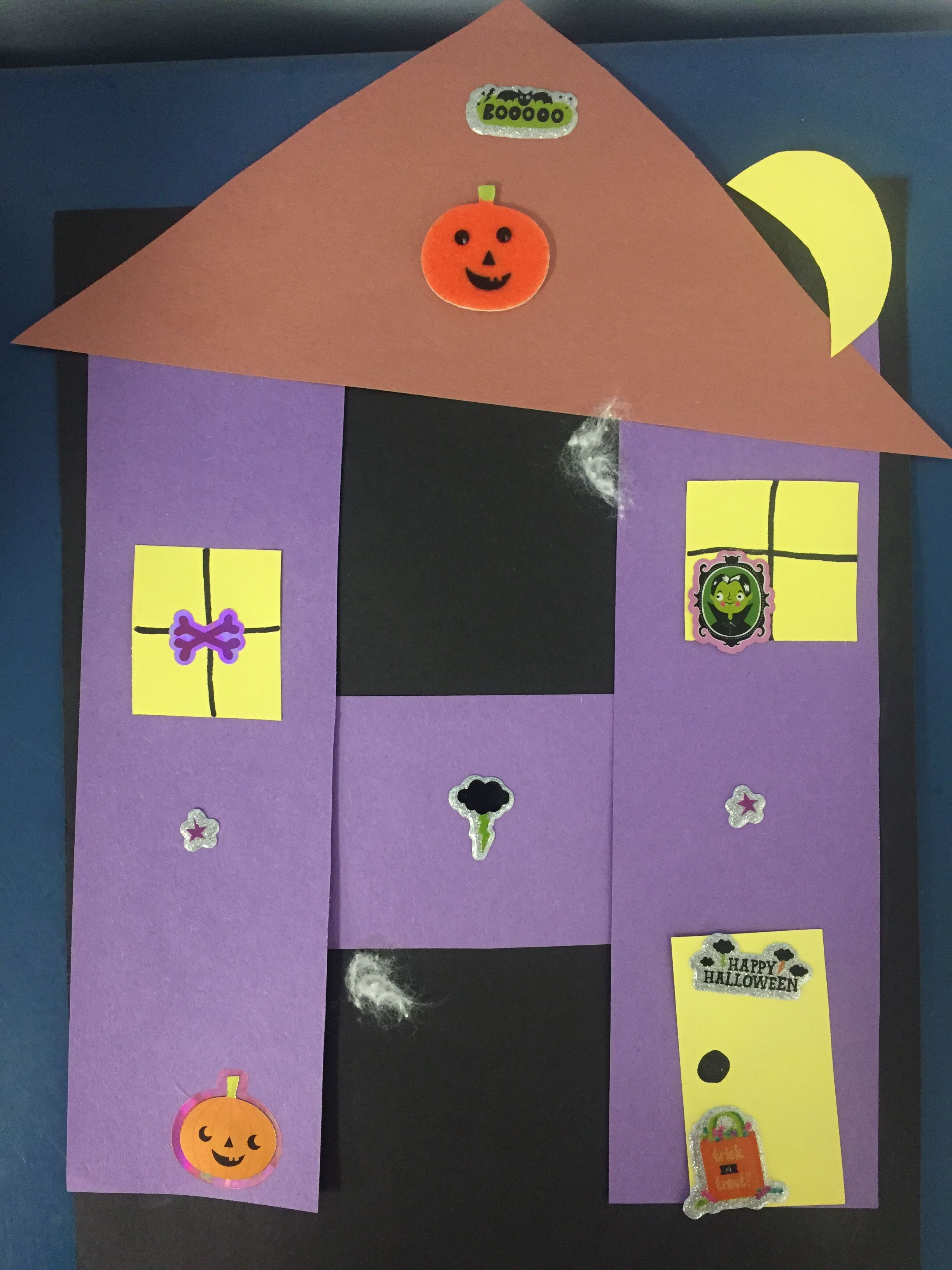 H Is For Haunted House