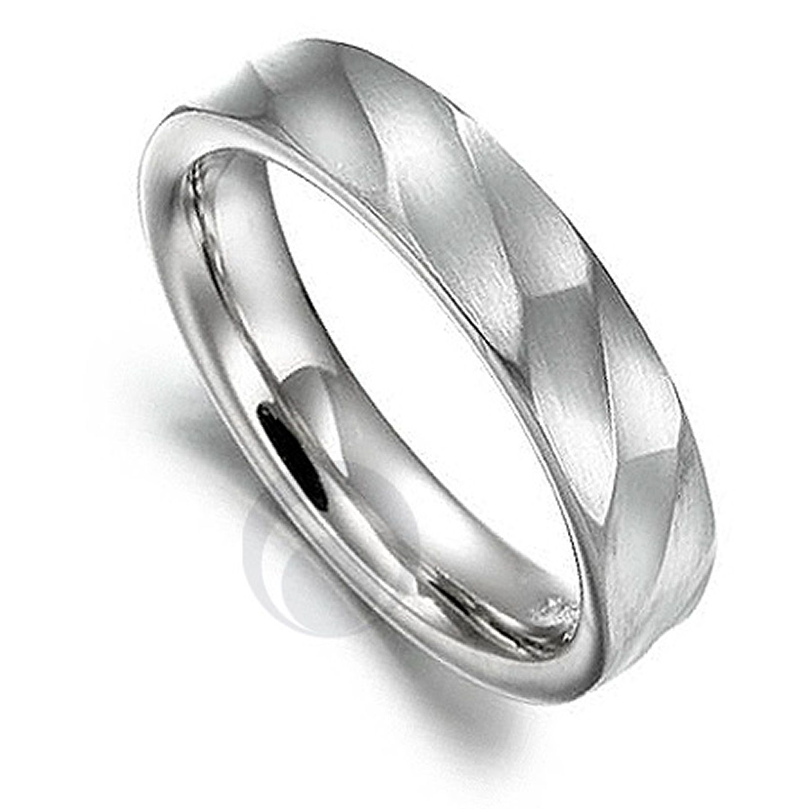 Platinum Male Wedding Rings Bedroom and Living Room Image