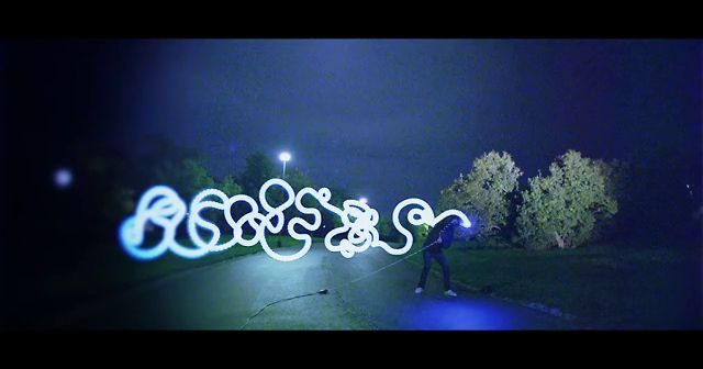 Live action light painting // TECH:TEST by Anssi Määttä. Made using real lights on location. No 3D strokes, stop-motion etc. Amazing movie.