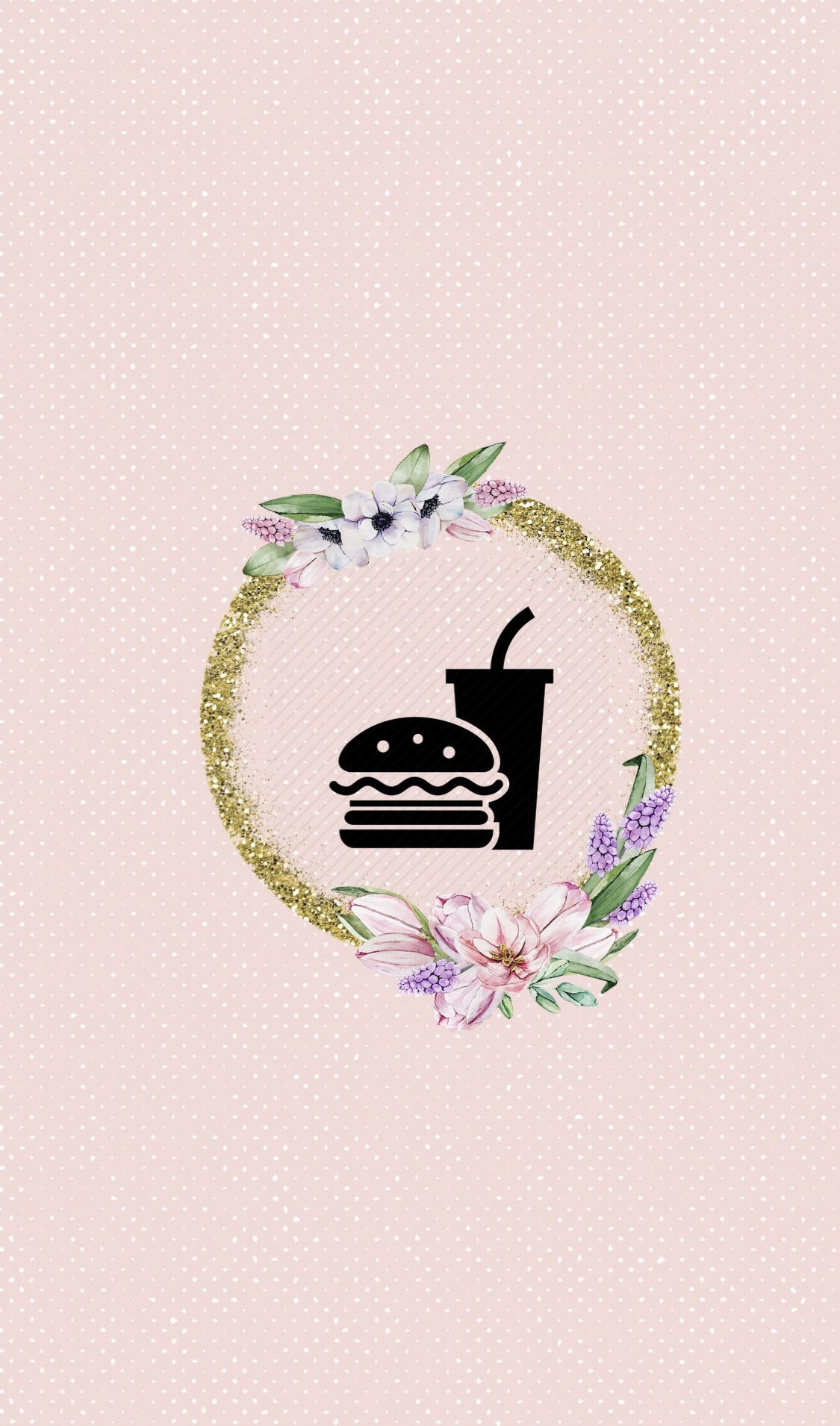 Junk Food Instagram Highlight Icons Cute Wallpapers Instagram Story